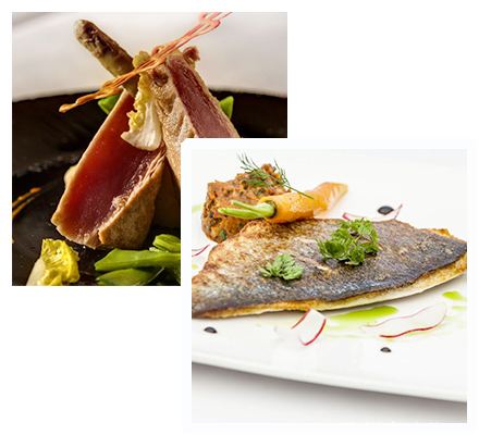 restaurant le moment cuisine créative
